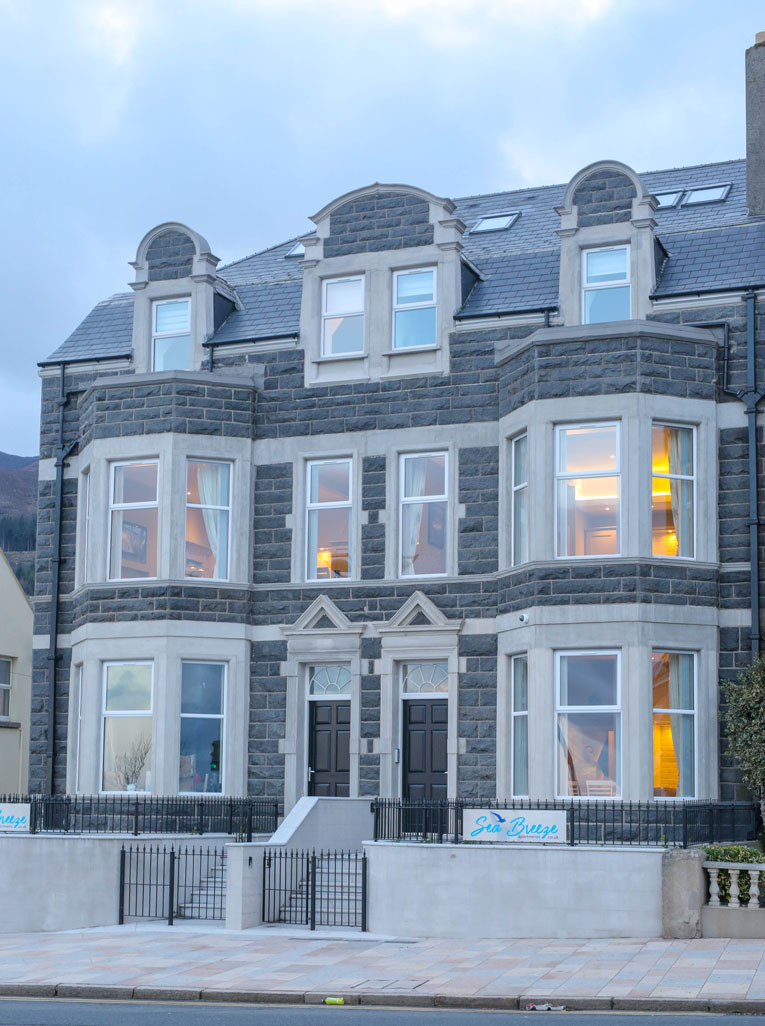 Shanlieve, Sea Breeze, Self Catering, Newcastle, Co Down