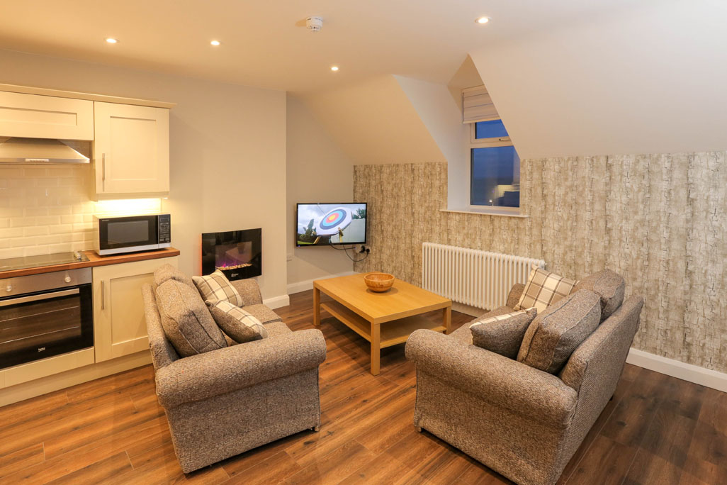 Commedagh, Sea Breeze Apartments, Self Catering, Newcastle Co Down.