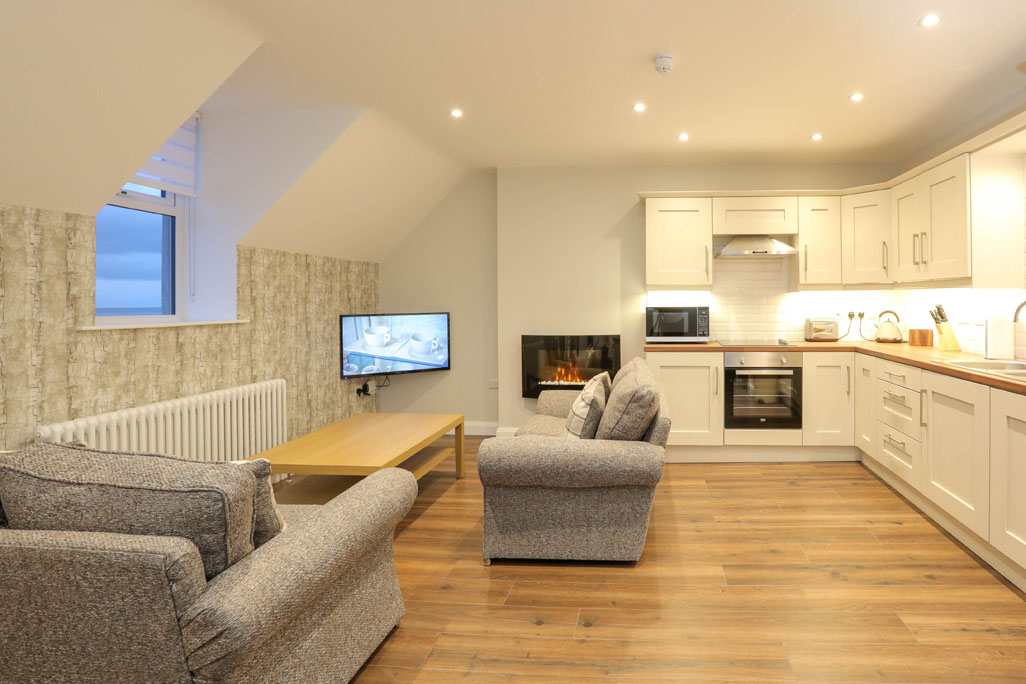Slieve Binnian, Sea Breeze Apartments, Self Catering, Newcastle, Co Down